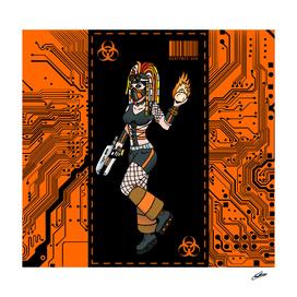 Cybergirl - Euphoria De'Lana