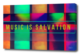 Music is Salvation