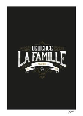 DEDICACE LA FAMILLE V4