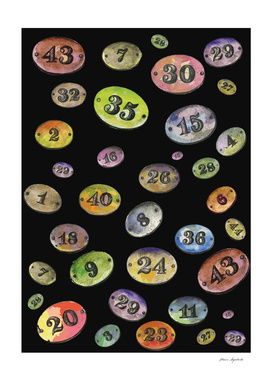 Colorfull numbers