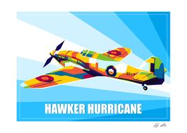 Hawker Hurricane Aircraft World War 2