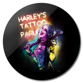 Harley's Tattoo Parlor