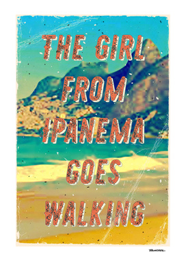 Girl from Ipanema - Middle - A Hell Songbook Edition