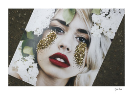 Cry glitter