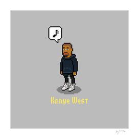 Pixel Kanye