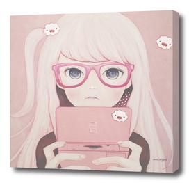 Gamegirl Girl