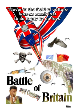 THE BATTLE FOR BRITAIN 2020