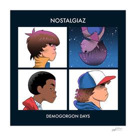 Nostalgiaz: Demogorgon Days