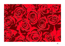 Red Roses | Floral Art