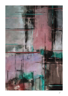 Abstraction pastel.