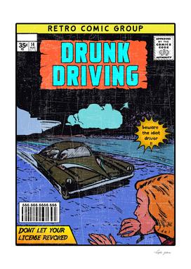 DRUNK DRIVING COMIC