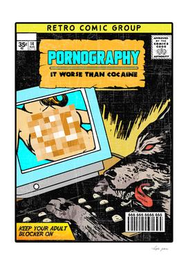 PORNOGRAPHY COMIC