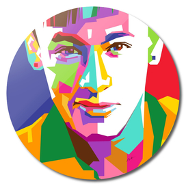 Neymar Jr Brasil Pop Art