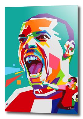 King Henry Pop Art