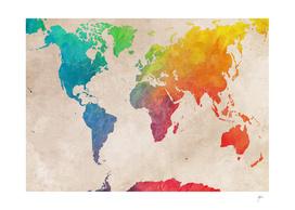 world map 37
