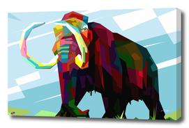 mammoth pop art wpap