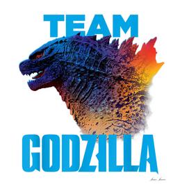 Team Godzilla Neon
