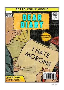 I HATE MORONS