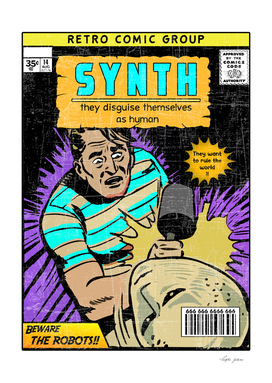 SYNTH COMIC