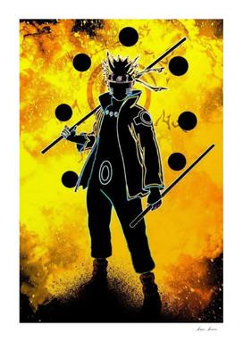 The Legend Fighter Naruto