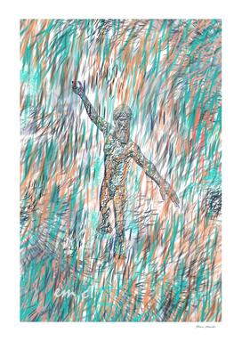 Poseidon God Rain