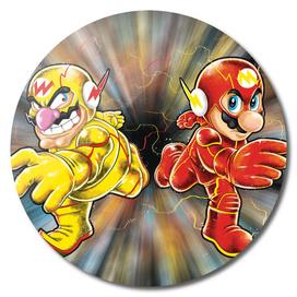 Super Flashy Rivals