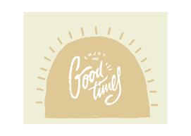 Enjoy the Good Times II