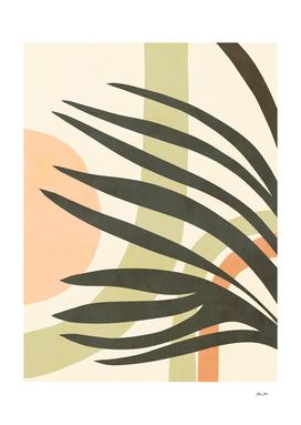 Earthy Tropical Foliage nº4