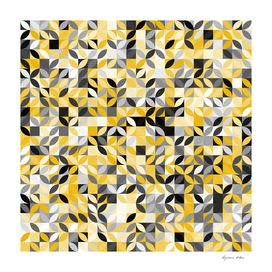 Art Leaf Pattern