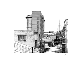 City street view C