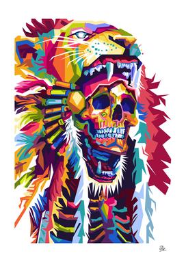 apache pop art