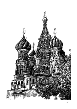 Saint Basil's Cathedral 04 img
