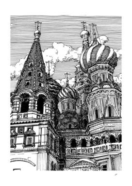 Saint Basil's Cathedral 05 img