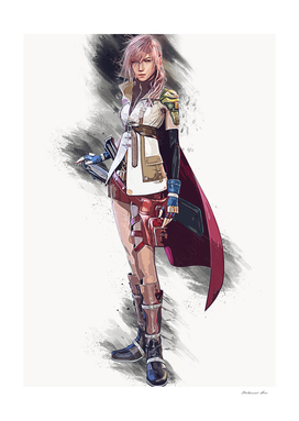 final fantasy character 7