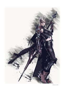 final fantasy character 8