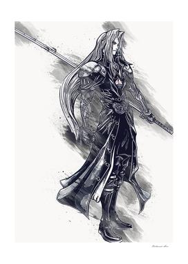 final fantasy character 9