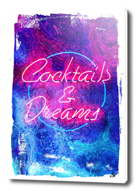 NEON COLLECTION - cocktails