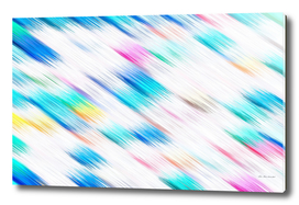geometric line pattern abstract background in blue pink