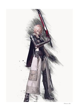 final fantasy character 13