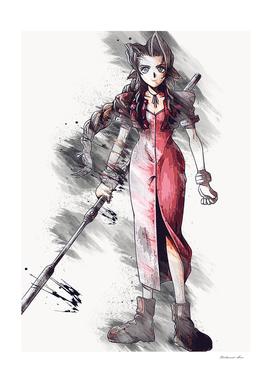 final fantasy character 17