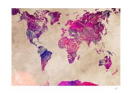 world map 38