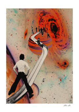 Interstellar slide