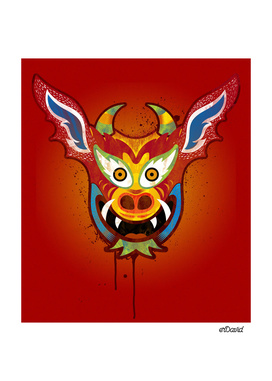 yare devil mask