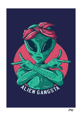 Alien Gangsta