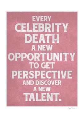 Celebrity Perspective
