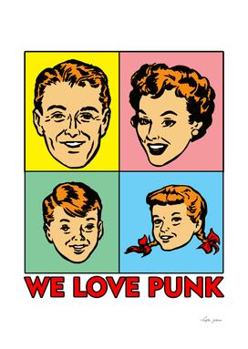 WE LOVE PUNK