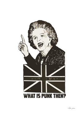 punk vintage