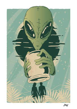 Alien and Humans