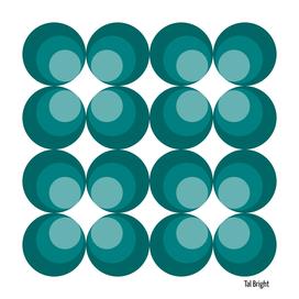 70s 60s  funky retro circle psychadelic geometric