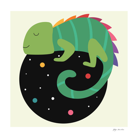 Chameleon - guardian of the Universe!